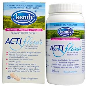 Кенди ЮСА, Actiflora+, Potent Natural Biostimulator, 100 Veggie Caps отзывы