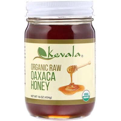 Купить Kevala Органический сырой мед Оахака, 16 унций (454 г)