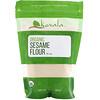 Kevala, Organic Sesame Flour, 16 oz (454 g)