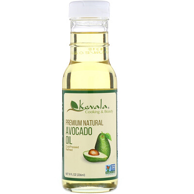 Купить Kevala Масло авокадо, 8 жидких унций (236 мл)