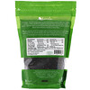 Kevala, بذور السمسم الأسود المحمص العضوية، غير مقشرة، 16 أونصة (454 جم)