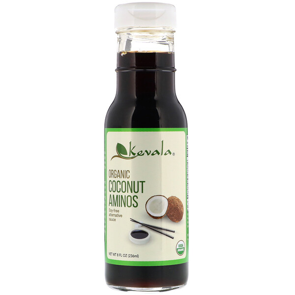 Organic Coconut Aminos, 8 fl oz (236 ml)