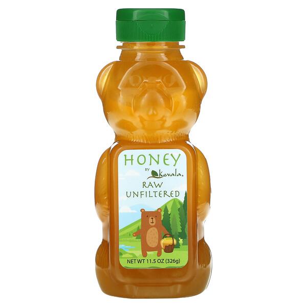 Kevala, Raw Unfiltered Honey, 11.5 oz (326 g)
