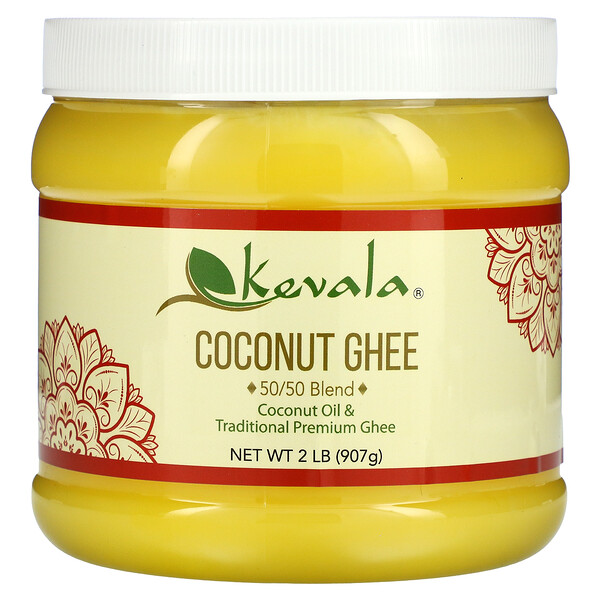 Coconut Ghee, 50/50 Blend, 2 lb (907 g)