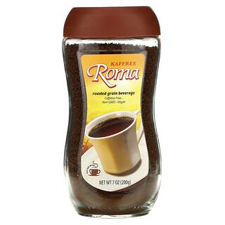 Kaffree Roma, Instant Roasted Grain Beverage, Caffeine Free, 7 oz (200 g)