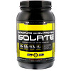 Kaged Muscle, MicroPure Whey Protein Isolate, Chocolate, 3 lbs (1.36 kg)