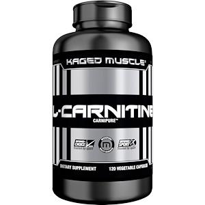Кагетмускле, L-Carnitine, 120 Vegetable Capsules отзывы покупателей
