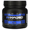 Kaged Muscle, IN-KAGED,高級訓練中補劑,藍色覆盆子,10.93 盎司(310 克)