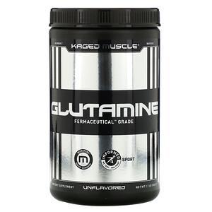 Кагетмускле, Glutamine, Unflavored, 1.1 lbs (500 g) отзывы