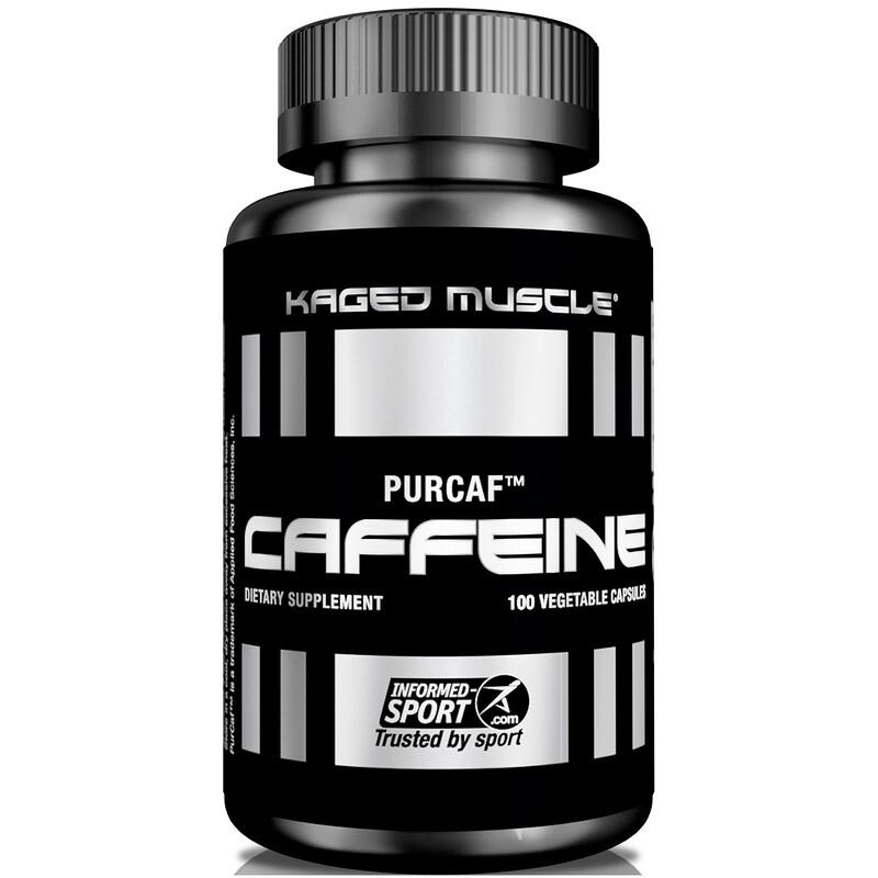 PurCaf, Caffeine, 100 Veggie Caps