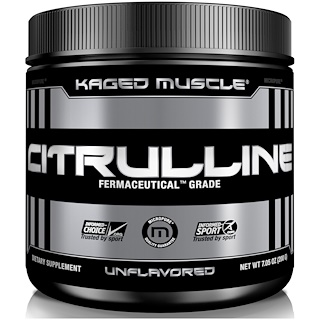 Kaged Muscle, Citrulline, Nature, 7 oz (200 g)