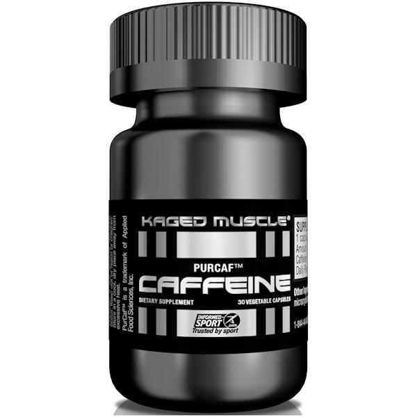 Kaged Muscle, 咖啡因,30 粒素食膠囊