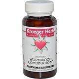 Отзывы о Kroeger Herb Co, The Original Wormwood Combination, 100растительных капсул