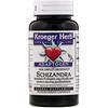 Kroeger Herb Co, Complete Concentrates, Schizandra, 90 Cápsulas Vegetarianas