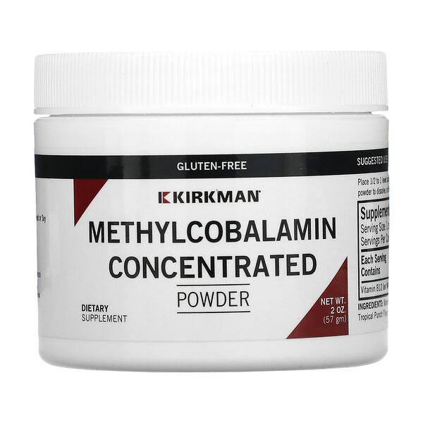 концентрированный порошок метилкобаламина, 57 г (2 унции)