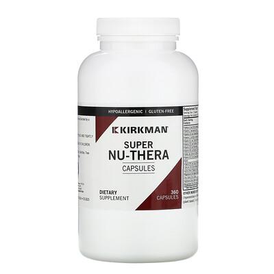 Kirkman Labs Super Nu-Thera, 360капсул