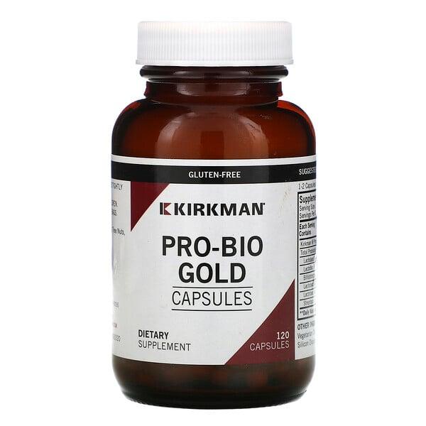 Pro-Bio Gold, 120 Capsules