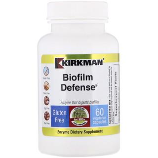 Kirkman Labs, Biofilm Defense, 60 Vegetarian Capsules