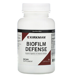 Kirkman Labs, Biofilm Defense, 60 Capsules