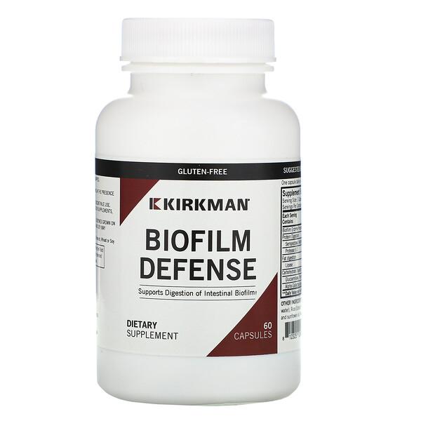 Biofilm Defense, Biofilmabwehr, 60Kapseln