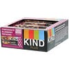 KIND Bars, Barras Plus, Romã Mirtilo e Pistache + Antioxidantes, 12 Barras, 1,4 oz (40 g) Cada