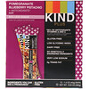 KIND Bars, Barras Plus, granada arándano pistacho + antioxidantes, 12 barras, 1,4 oz (40 g) cada una