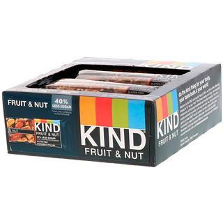 KIND Bars, Fruit & Nut Bar, 12 Bars, 1.4 oz (40 g) Each
