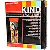 KIND Bars, Fruit & Nut, Nut Delight, 12 Bars, 1.4 oz (40 g) Each (Discontinued Item)