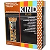 KIND Bars, Plus, Fruit & Nut Bars, Peanut Butter Dark Chocolate + Protein, 12 Bars, 1.4 oz (40 g) Each