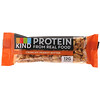 KIND Bars, Protein Bars, Crunchy Peanut Butter, 12 Bars, 1.76 oz (50 g) Each