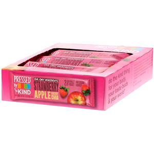 Кинд Барс, Pressed by KIND, Strawberry Apple Cherry Chia, 12 Fruit Bars, 1.2 oz (35 g) Each отзывы