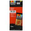 KIND Bars, Energy, Peanut Butter, 12 Bars, 2.1 oz (60 g) Each