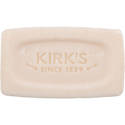 Kirk's Gentle Castile Soap Bar, Soothing Aloe Vera, 1.13 oz (32 g)
