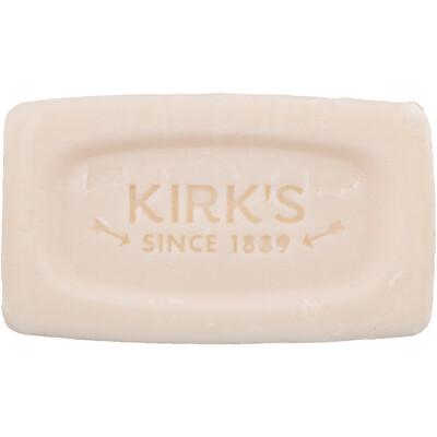 Kirk's Gentle Castile Soap Bar, Original Fresh Scent, 1.13 oz (32 g)