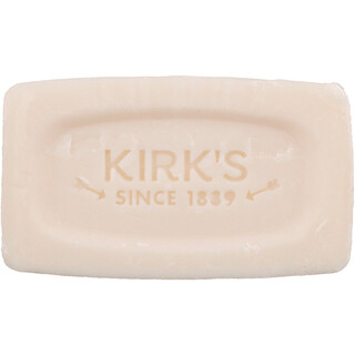 Kirk's, 100% Premium Coconut Oil Gentle Castile Soap, Original Fresh Scent, 1.13 oz (32 g)