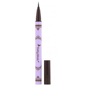 Koji, Dolly Wink, Liquid Eyeliner, Dark Brown, 0.2 fl oz (7 ml) отзывы