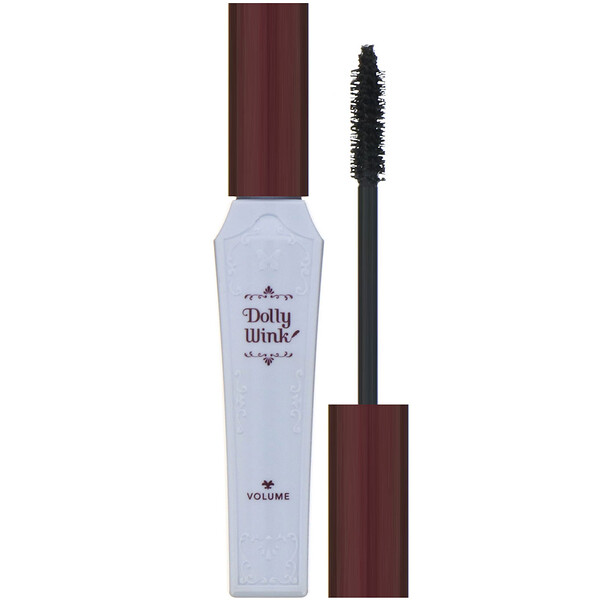 Dolly Wink, Volume Mascara, Black, 0.2 oz (7 g)
