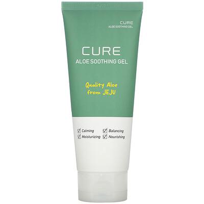 Купить Cure, Aloe Soothing Gel, 150 ml