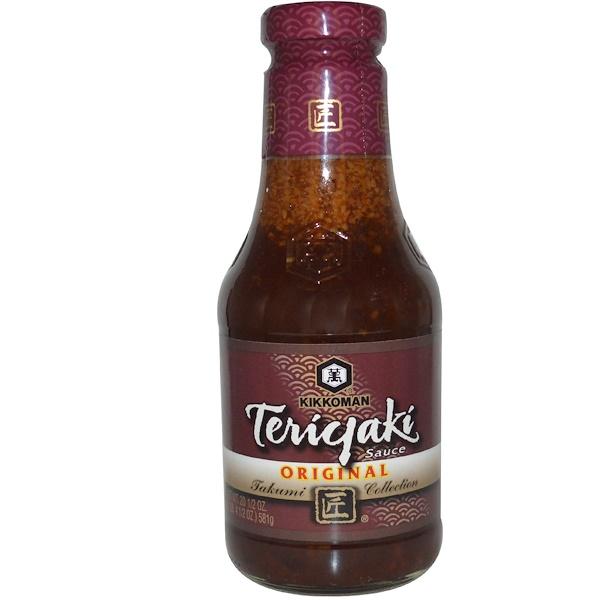 Kikkoman, Teriyaki Sauce, Original, 20.5 oz (581 g)
