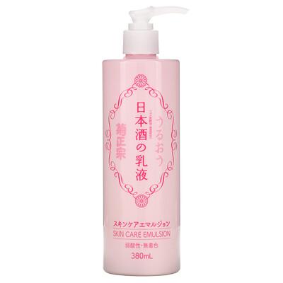 Купить Kikumasamune эмульсия для ухода за кожей с саке, 380мл (12, 8жидк. унции)