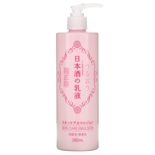 Sake Skin Care Emulsion,  12.8 fl oz (380 ml)