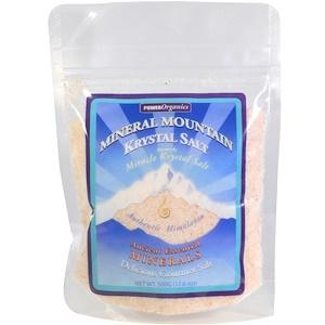Кламат, Mineral Mountain Krystal Salt, 17.6 oz (500 g) отзывы покупателей