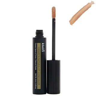 Dear, Klairs, Creamy & Natural Fit Concealer, 0.2 fl oz (6 ml)