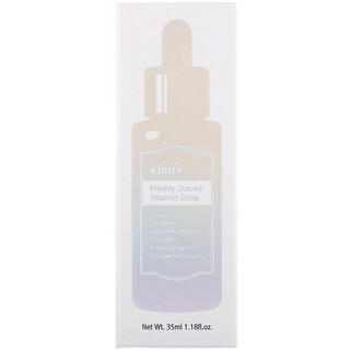 Dear, Klairs, Freshly Juiced Vitamin Drop, 1.18 fl oz (35 ml)