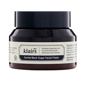 Dear, Klairs, Gentle Black Sugar Facial Polish, 3.8 oz (110 g) отзывы