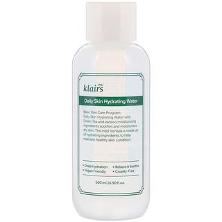 Dear, Klairs, Daily Skin Hydrating Water, 16.90 fl oz (500 ml)