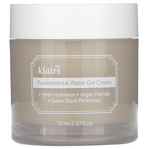 Dear, Klairs, Fundamental Water Gel Cream, 2.37 fl oz (70 ml)