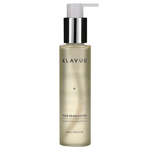 KLAVUU, Pure Pearlsation, Divine Pearl Cleansing Oil,  5.07 fl oz (150 ml)