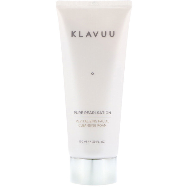 Pure Pearlsation, Revitalizing Facial Cleansing Foam, 4.39 fl oz (130 ml)