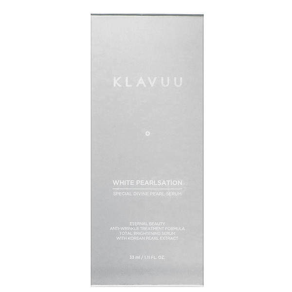 KLAVUU, White Pearlsation, Special Divine Pearl Serum, 1.11 fl oz (33 ml) (Discontinued Item)